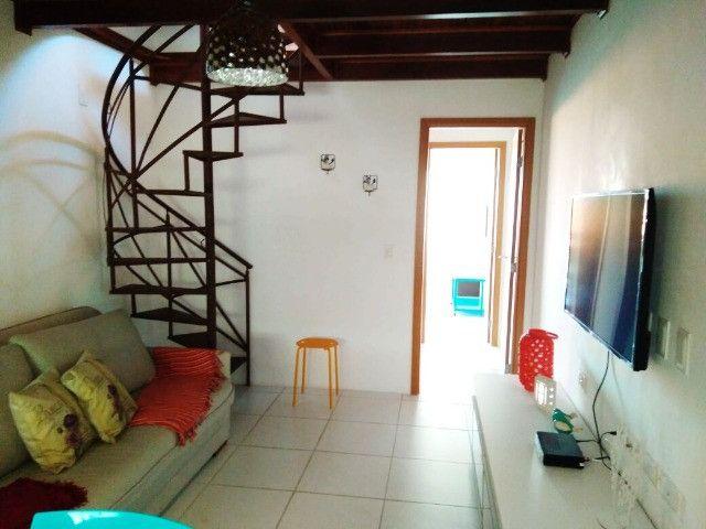 Flat em Gravatá - 2 quartos, fazendinha, Internet, piscina, restaurante - Foto 13