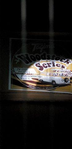 Vendo Violão Tagima TW-25 Woodstock, usado - Foto 5
