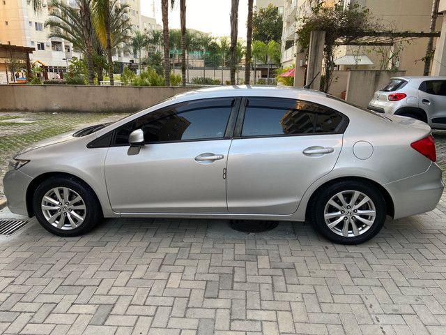Vendo Honda Civic 2012/2013 LXS manual (Não aceito troca) - Foto 2