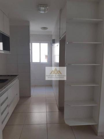 Apartamento com 1 dormitório à venda, 44 m² por R$ 190.000 - Nova Aliança - Ribeirão Preto - Foto 4