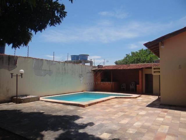 Casa com 3 dormitórios à venda, 354 m² por R$ 600.000,00 - Jardim Imperador - Várzea Grand - Foto 4