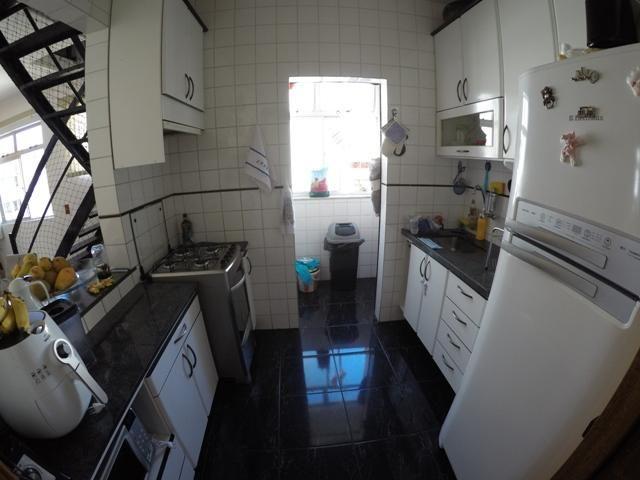 Cobertura à venda com 3 dormitórios em Castelo, Belo horizonte cod:32019 - Foto 2