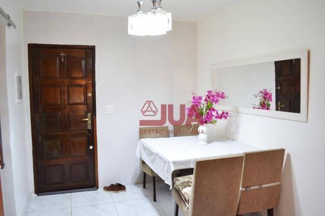 Apartamento com 2 Quarto, Escritório, Sala, Cozinha, Banheiro, Área de Serviço e Garagem à - Foto 6