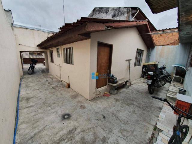 Terreno com 2 casas no Uberaba - Foto 8