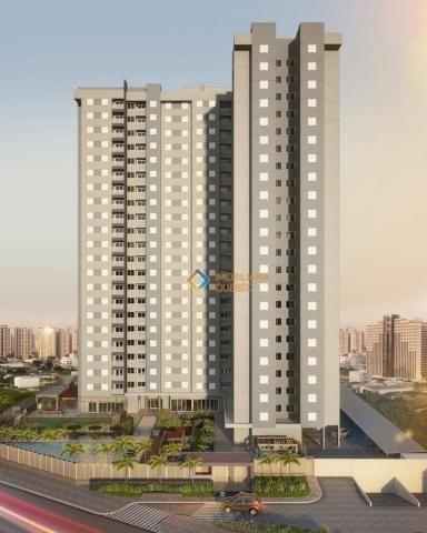 Apartamento com 1 dormitório para alugar, 41 m² por r$ 2.000/mês - ribeirânia - ribeirão p - Foto 15