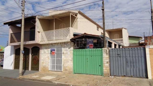 Casas de 4 dormitório(s) no Parque Santa Felícia Jardim em São Carlos cod: 81136