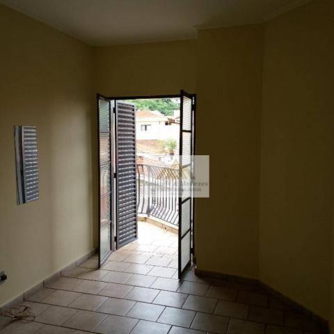 Apartamento com 3 dormitórios para alugar, 89 m² por R$ 1.050/mês - Vila Tibério - Ribeirã - Foto 8