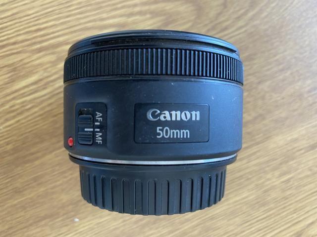 Vendo lente 50mm da Canon Foz do Iguaçu
