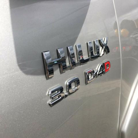 Toyota/Hilux SR V 4x4 - 2015 - Foto 5