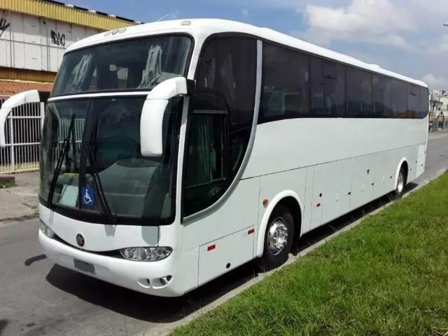 Ônibus ano 2007
