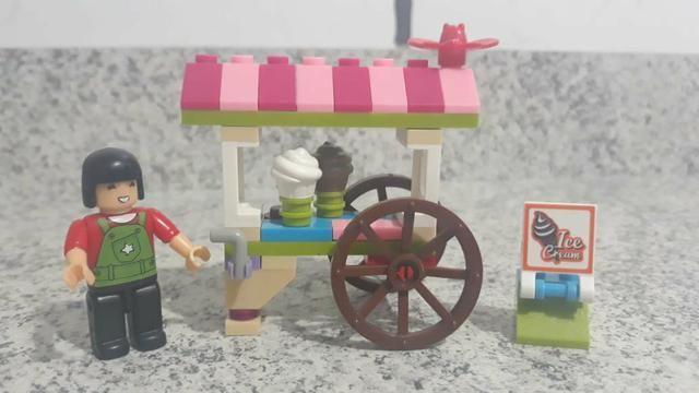 Legos Batman, Dino, Sorveteria e astronautas - Foto 4