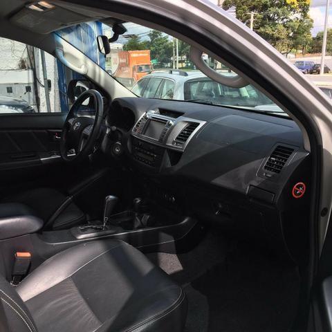 Toyota/Hilux SR V 4x4 - 2015 - Foto 7