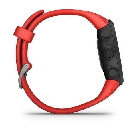 Garmin Forerunner 45 vermelho - Foto 2