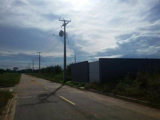 Lindos lotes no Residencial Amazônas 2 pronto para construir - Foto 6