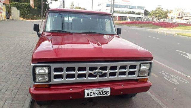 Ford/f1000/1983/ não faz financiamento