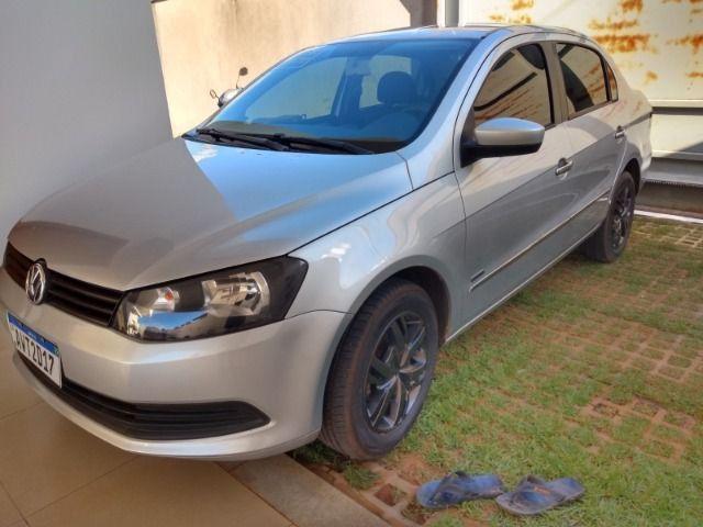 VW Voyage 1.6 2013/2014 - Prata