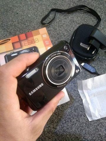 Câmera Digital Samsung ES68 - Foto 3