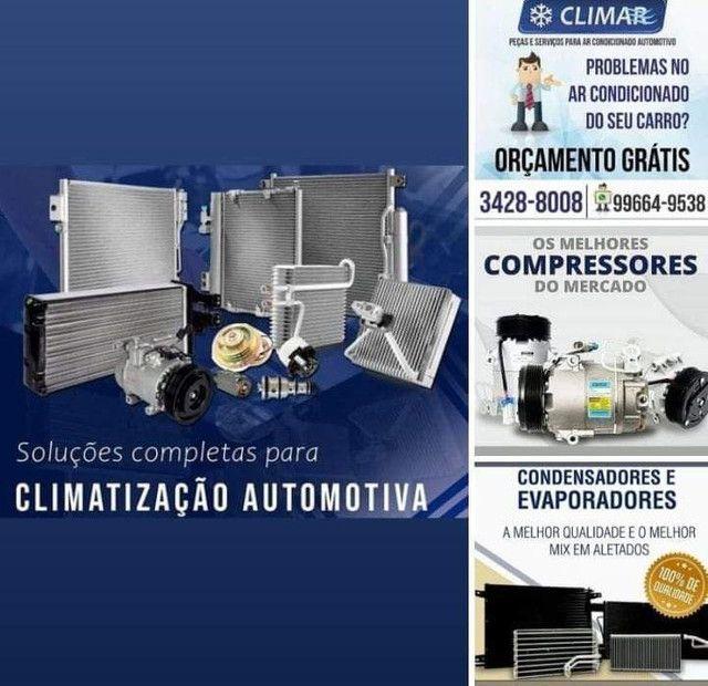 HB20,Hyundai,I30,Tucson,Veloster,Elantra,Azera,Sonata,Compressor,Condensador,Evaporador - Foto 3