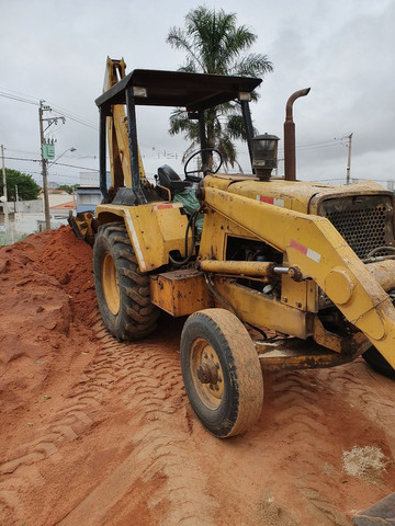 Retro Escavadeira FB80 Aracatuba - Foto 6