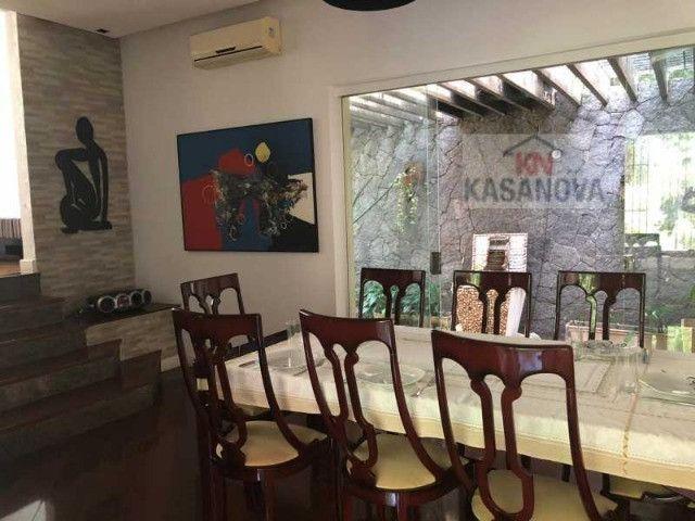 KfCA60005- Linda casa no cosme velho - Foto 6