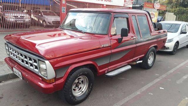 Ford/f1000/1983/ não faz financiamento - Foto 3