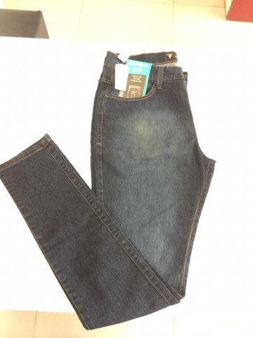 Calças Jeans Tamanho 44 - Foto 2