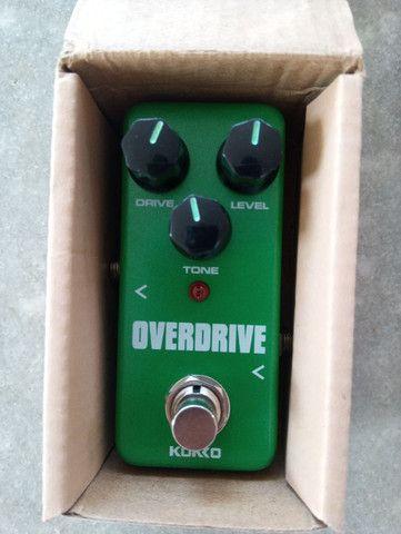 Overdrive zero na caixa - Foto 5