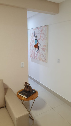 Apartamento Novo, Ed. Lelis - Rua 23 Centro - Foto 6