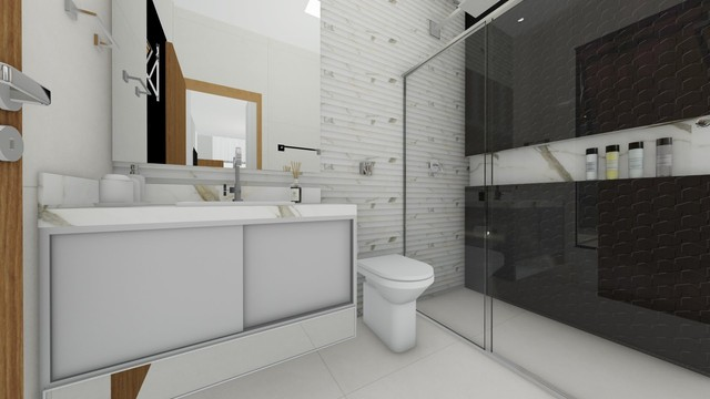 Casa Térrea   127,00 m² de Área Construída   Jd. Espanha - Foto 17