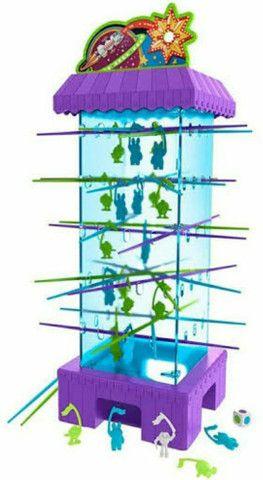 Jogo Macacos Loucos Disney Pixar Toy Story 4 Mattel 100% Original Novo Lacrado! - Foto 5