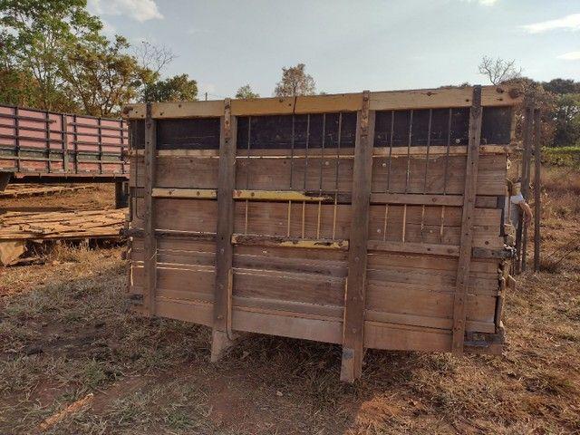 Carroceria para caminhão - Foto 6