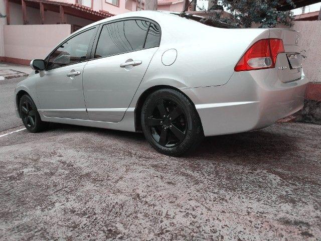 Honda Civic 1.8 LXS 16V Flex 4P Automático - Foto 14
