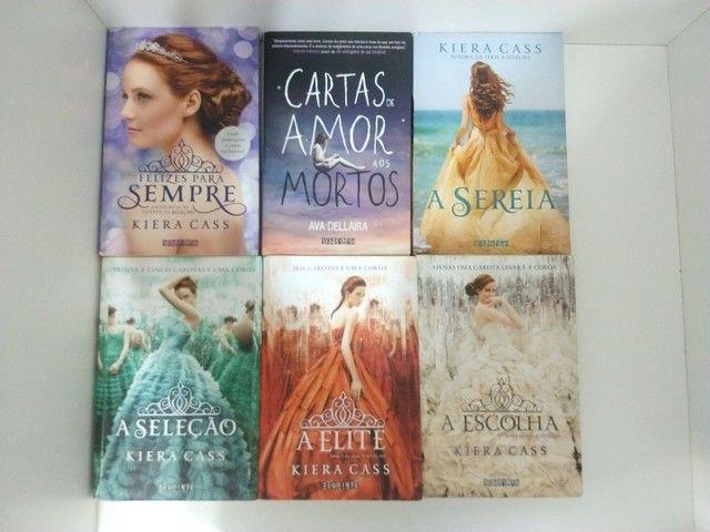 Livros diversos (novos e usados) - Foto 3