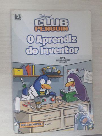 club penguin monte sua história 1, 2, 3 e 4 - Foto 2