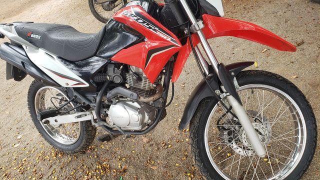 Honda NXR Broz 150 - Estado de Zero - Foto 2