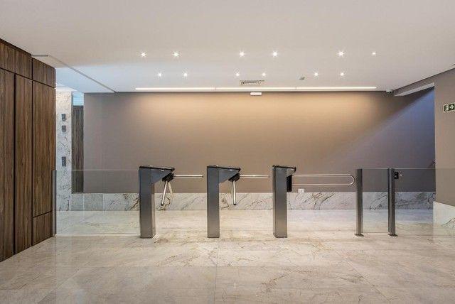 Sala comercial no Eurobusiness, 123 m² - venda por R$ 1.200.000 ou aluguel por R$ 5.500/mê - Foto 7