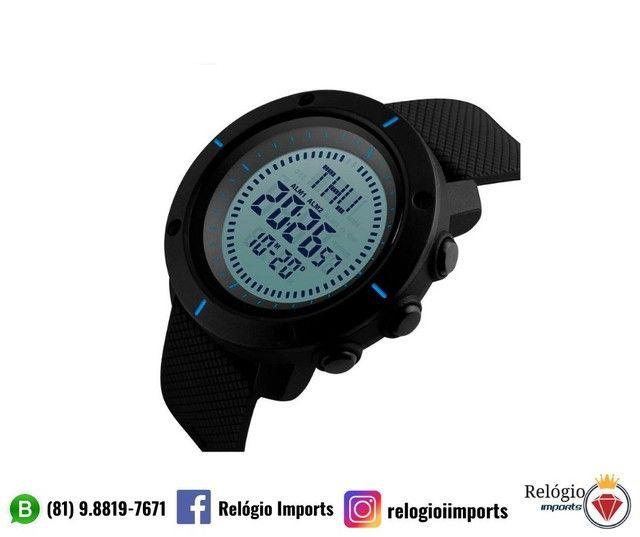 Relógios digital masculino preto