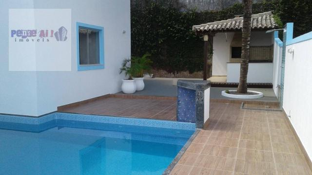 Casa com 4 dormitórios, 350 m² - venda por R$ 620.000,00 ou aluguel por R$ 3.200,00/mês -  - Foto 3