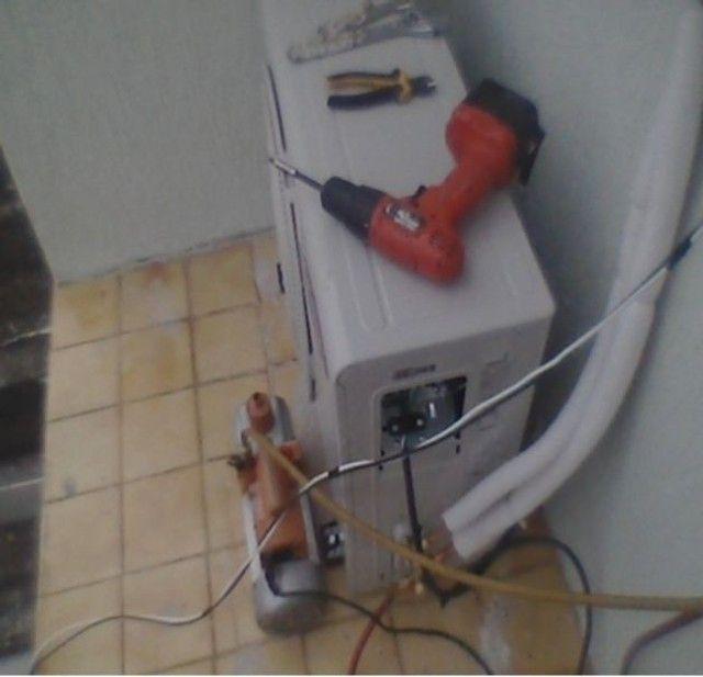 Técnico Conserto Geladeira Maquina de Lavar Freezer  ( Orçamento Grátis) - Foto 6