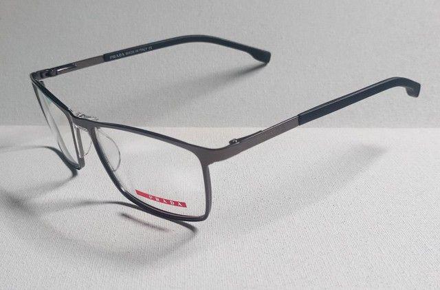 armações oculos de grau de grifes - novas na caixa - Foto 4