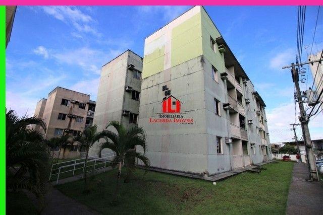 Tarumã Apartamento com 2 Quartos Condomínio jardim paradiso Alaman - Foto 6