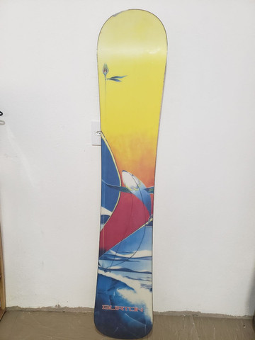 Burton Snowboard 162cm - Foto 3