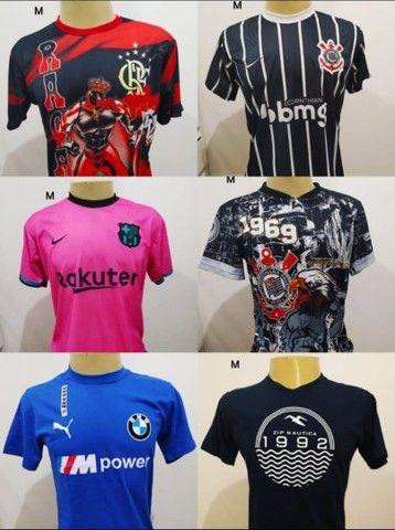 Camisas de time  - Foto 2