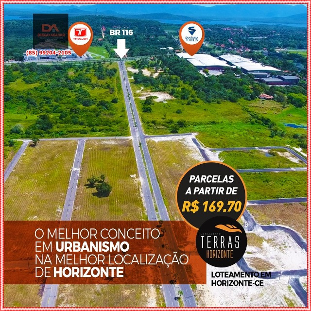 Lotes Terras Horizonte %¨& - Foto 18