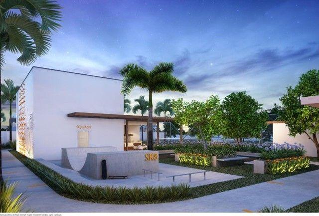 Terreno de 451m² em condomínio de luxo