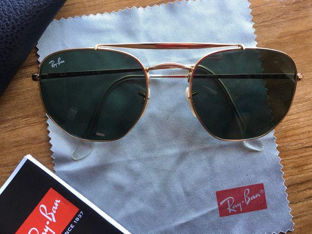 Óculos de sol Ray ban original - Foto 2