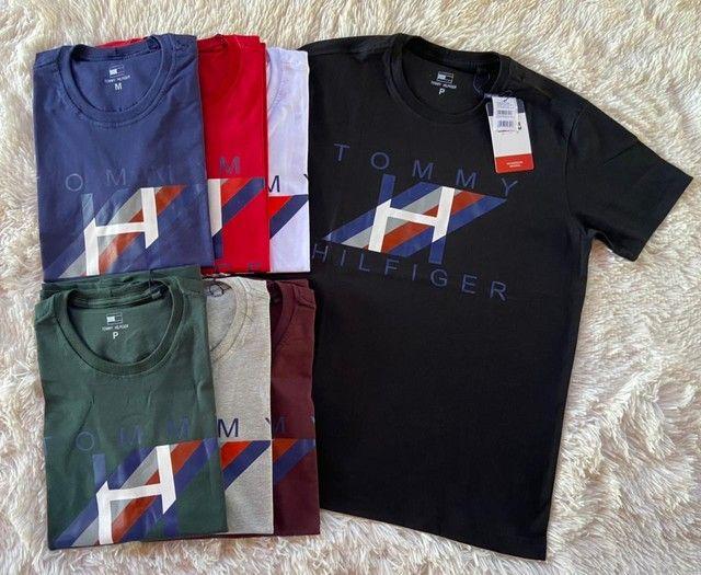 Camisetas no atacado  - Foto 5