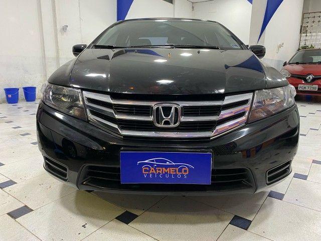 Honda City LX 1.5 Automático 2013 Única dona Imperdível!!!! - Foto 3