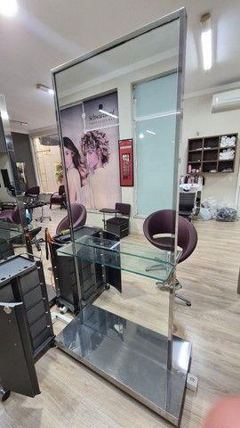Venda móveis para salão de cabeleireiros. - Foto 6