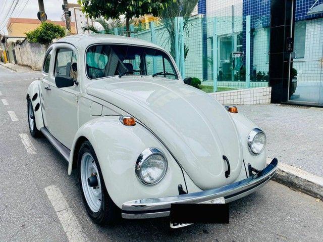 VW VOLKSWAGEN FUSCA COM MOTOR 1.8 AP EXTREMAMENTE CONSERVADO 30.000 KM